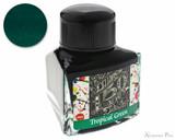 Diamine Tropical Green Ink (40ml Bottle)