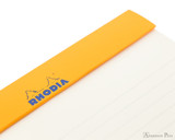 Rhodia No. 16 Premium Notepad - A5, Lined - Sapphire perforations