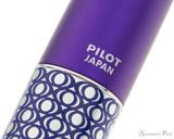 Pilot Metropolitan Fountain Pen - Retro Pop Purple - Imprint