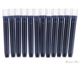 Pilot Namiki Blue-Black Ink Cartridges loose