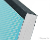 Clairefontaine 1951 Clothbound Notebook - 5.75 x 8.25, Lined - Turquoise binding