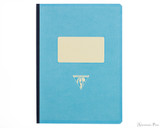 Clairefontaine 1951 Clothbound Notebook - 5.75 x 8.25, Lined - Turquoise