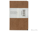 Clairefontaine Basic Staplebound Duo - 3.5 x 5.5, Lined - Black Tan
