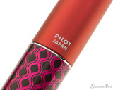 Pilot Metropolitan Fountain Pen - Retro Pop Red - Imprint
