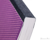 Clairefontaine 1951 Clothbound Notebook - 5.75 x 8.25, Lined - Violet binding