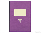 Clairefontaine 1951 Clothbound Notebook - 5.75 x 8.25, Lined - Violet