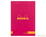 Rhodia No. 16 Premium Notepad - A5, Lined - Raspberry