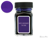 Monteverde Mulberry Noir Ink (30ml Bottle)