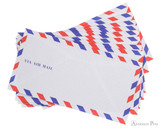Life One Touch Airmail Envelopes - Pack of 10 - Pack