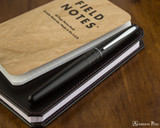 Pilot Metropolitan Fountain Pen - Crocodile - On Notebook