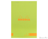 Rhodia No. 16 Premium Notepad - A5, Lined - Anis Green