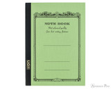 APICA CD11 Notebook - A5, Lined - Green