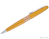 Pilot Metropolitan Ballpoint - Retro Pop Orange - Profile