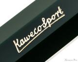 Kaweco Classic Sport Fountain Pen - Green - Imprint