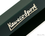 Kaweco Classic Sport Fountain Pen - Green - Imprint