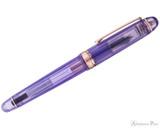 Platinum 3776 Century Nice Fountain Pen - Lavande - Profile