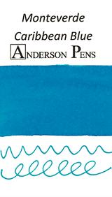 Monteverde Caribbean Blue Ink Sample (3ml Vial)