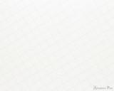 Maruman Mnemosyne N180A Notebook A4 - Graph - Page Closeup