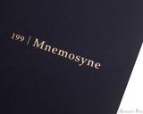 Maruman Mnemosyne N180A Notebook A4 - Graph - Logo