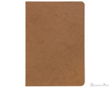 Clairefontaine Basic Staplebound Duo - 5.75 x 8.25, Lined - Tan