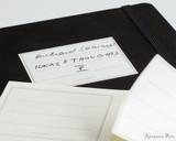 Leuchtturm1917 Master Classic Notebook - A4+, Graph - Black cover