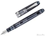 Pilot Custom 74 Fountain Pen - Smoke - Open