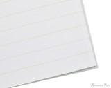 Life Pistachio Notebook - B6 (5 x 7), Lined Paper - Ruling