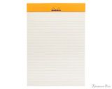 Rhodia No. 16 Premium Notepad - A5, Lined - Purple open