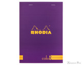 Rhodia No. 16 Premium Notepad - A5, Lined - Purple