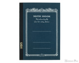 APICA CD11 Notebook - A5, Lined - Navy