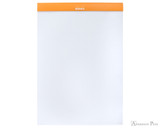 Rhodia No. 18 Staplebound Notepad - A4, Dot Grid - Orange open