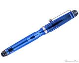 Pilot Custom 74 Fountain Pen - Blue - Profile