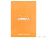 Rhodia No. 16 Staplebound Notepad - A5, Dot Grid - Orange