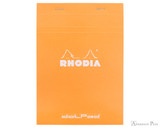 Rhodia No. 16 Staplebound Notepad - A5, Dot Grid - Orange