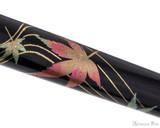 Platinum Classic Maki-e Kanazawa Leaf Fountain Pen - Autumn Leaves - Pattern 3