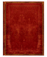 Paperblanks Ultra Journal - Old Leather Classics Venetian Red, Lined
