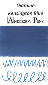 Diamine Kensington Blue Ink Sample (3ml Vial)