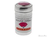J. Herbin Rouge Opera Ink Cartridges (6 Pack)