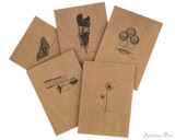 Clairefontaine Flying Spirit Notebook - A5, Lined - Tan all 5 images