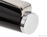 Lamy Studio Fountain Pen - Piano Black - Cap Jewel
