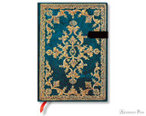 Paperblanks Midi Journal - Jewel of Urbino Metauro, Lined