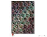 Paperblanks Midi Journal - Sacred Tibetan Textiles Chakra, Lined