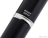 Pilot Vanishing Point Decimo Fountain Pen - Black - Imprint