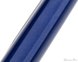 Pilot Vanishing Point Decimo Fountain Pen - Navy - Pattern