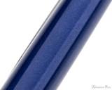 Pilot Vanishing Point Decimo Fountain Pen - Navy - Pattern