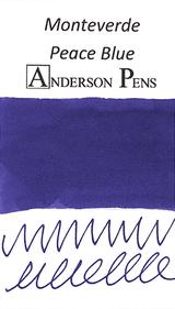 Monteverde Peace Blue Ink Color Swab