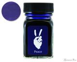 Monteverde Peace Blue Ink (30ml Bottle)