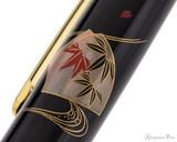 Platinum 3776 Urushi Maki-e Senmen - Pattern 2