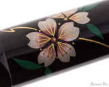 Platinum 3776 Urushi Maki-e Sakura - Pattern 2