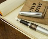 Pilot Metropolitan Fountain Pen - Python - Open on Notebook